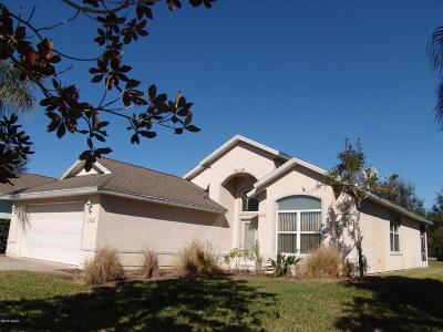 Ormond Beach FL Single Family Home For Sale: $239,500