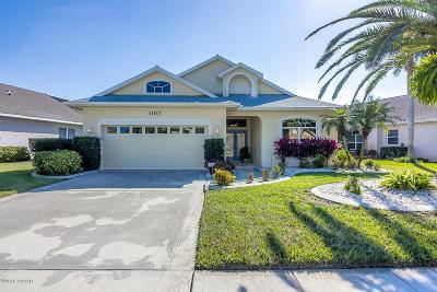Port Orange Single Family Home For Sale: 1187 Siesta Key Circle