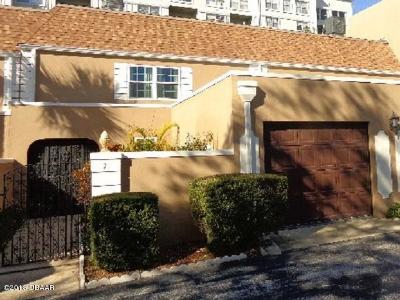 Daytona Beach Condo/Townhouse For Sale: 525 N Halifax Avenue #70