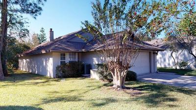 Daytona Beach Single Family Home For Sale: 132 Fiddlesticks Circle