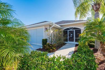 Port Orange Single Family Home For Sale: 1518 Areca Palm Drive