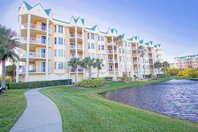 Ponce Inlet Condo/Townhouse For Sale: 4672 Riverwalk Village Court #8305