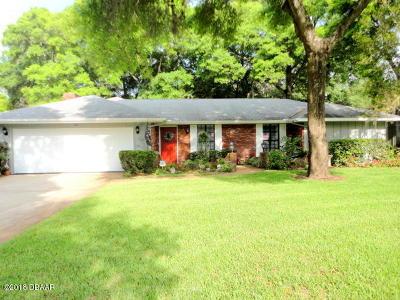 Ormond Beach FL Single Family Home For Sale: $247,000