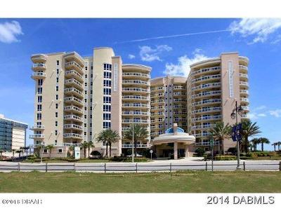 Daytona Beach Shores Condo/Townhouse For Sale: 1925 S Atlantic Avenue #703