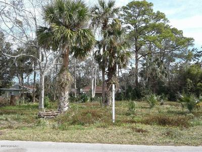 Volusia County Residential Lots & Land For Sale: 1201 Powers Avenue