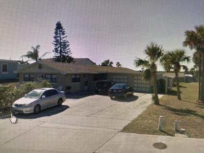 Daytona Beach Multi Family Home For Sale: 3878 S Atlantic Avenue