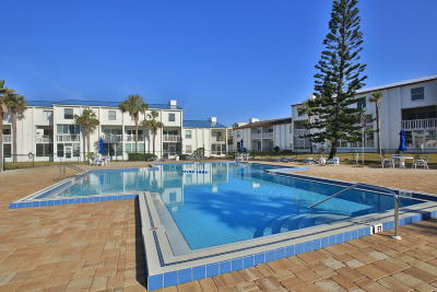 Ponce Inlet Condo/Townhouse For Sale: 4590 S Atlantic Avenue #255