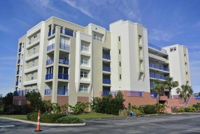New Smyrna Beach Condo/Townhouse For Sale: 5300 S Atlantic Avenue #4605