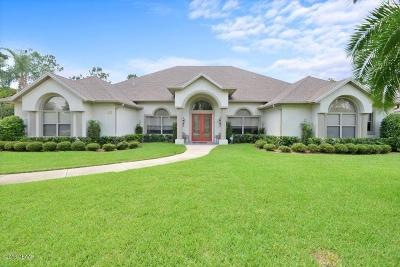 Ormond Beach Single Family Home For Sale: 15 Dartmouth Trace