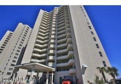 Daytona Beach Condo/Townhouse For Sale: 3315 S Atlantic Avenue #1507