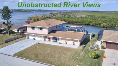 Ponce Inlet, South Daytona, Wilbur-by-the-sea Single Family Home For Sale: 130 Old Carriage Road