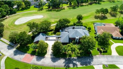 Plantation Bay Single Family Home For Sale: 1 N Magnolia Drive