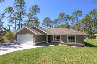 Deland Single Family Home For Sale: 2240 7th Avenue