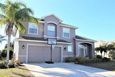 Port Orange Single Family Home For Sale: 6755 Calistoga Circle