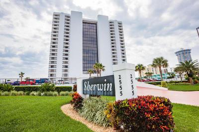 Daytona Beach Shores Condo/Townhouse For Sale: 2555 S Atlantic Avenue #4030