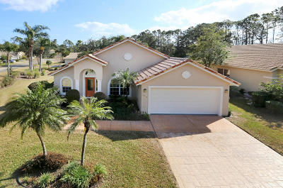 Plantation Bay Single Family Home For Sale: 415 Seabrook Road