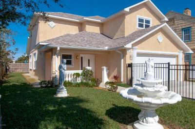 Daytona Beach Single Family Home For Sale: 433 Vermont Avenue