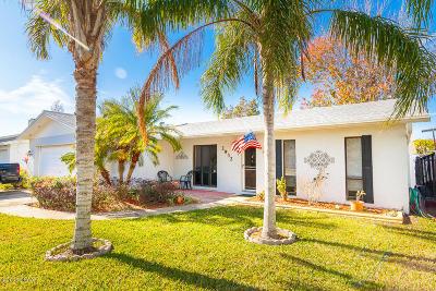 South Daytona Single Family Home For Sale: 2932 Carriage Drive