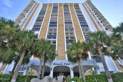 Daytona Beach Shores Condo/Townhouse For Sale: 3003 S Atlantic Avenue #21C5