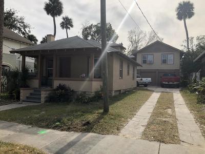 Volusia County Multi Family Home For Sale: 213 Fremont Avenue