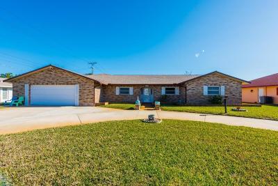 Daytona Beach Single Family Home For Sale: 3012 N Halifax Avenue