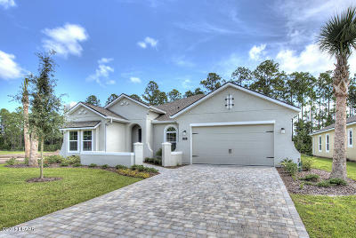 Ormond Beach Single Family Home For Sale: 912 Creekwood Drive