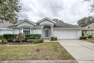 Volusia County Single Family Home For Sale: 6 Whistling Duck Court