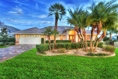 Spruce Creek Fly In Single Family Home For Sale: 1858 Seclusion Drive