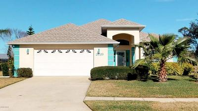 New Smyrna Beach Single Family Home For Sale: 2729 Turnbull Estates Drive