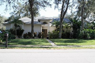 Port Orange Single Family Home For Sale: 6106 Del Mar Drive