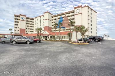 Daytona Beach Shores Condo/Townhouse For Sale: 701 S Atlantic Avenue #517