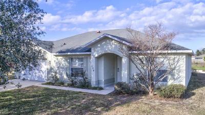 Daytona Beach Single Family Home For Sale: 128 Notting Hill Drive
