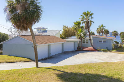 Daytona Beach Single Family Home For Sale: 3036 S Peninsula Drive