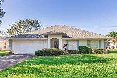 Ormond Beach Single Family Home For Sale: 48 Coquina Point Drive