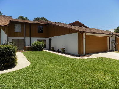 Volusia County Attached For Sale: 14 Appaloosa Trail