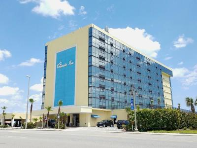 Daytona Beach Shores Condo/Townhouse For Sale: 1909 S Atlantic Avenue #701