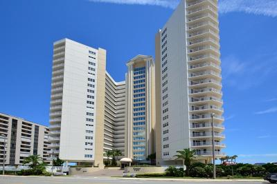 Daytona Beach Shores Condo/Townhouse For Sale: 2937 S Atlantic Avenue #704