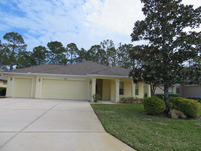 Plantation Bay Single Family Home For Sale: 1221 Crown Pointe Lane