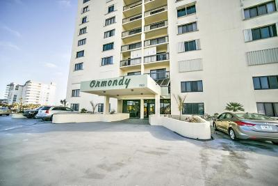 Ormond Beach Condo/Townhouse For Sale: 1513 Ocean Shore Boulevard #8D