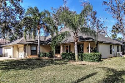 Ormond Lakes Single Family Home For Sale: 11 Cotton Mill Court