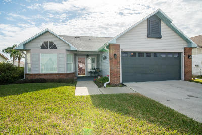 New Smyrna Beach Single Family Home For Sale: 693 Middlebury Loop