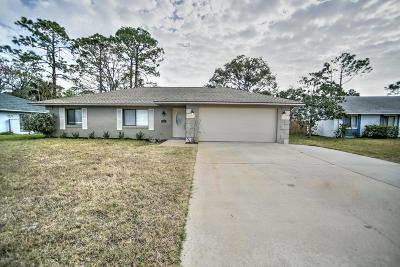 Port Orange Single Family Home For Sale: 5573 Miles Drive
