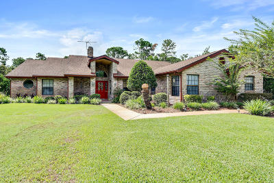 Ormond Beach Single Family Home For Sale: 11 Walnut Lane