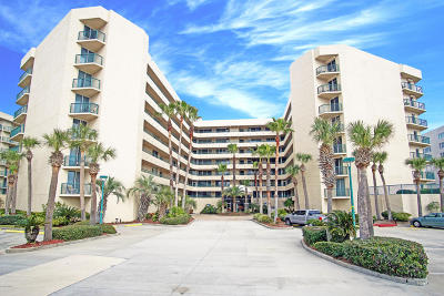 Ponce Inlet Condo/Townhouse For Sale: 4565 S Atlantic Avenue #5306