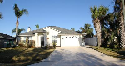 Palm Coast Single Family Home For Sale: 4 Crampton Court