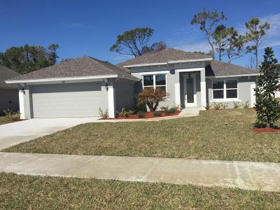 Ormond Beach Single Family Home For Sale: 1481 Springleaf Drive