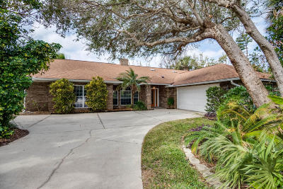 Ponce Inlet Single Family Home For Sale: 6 Daggett Circle