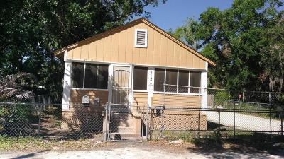 New Smyrna Beach Single Family Home For Sale: 612 N Duss Street