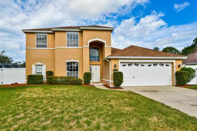 Port Orange Single Family Home For Sale: 1491 Nappa Drive