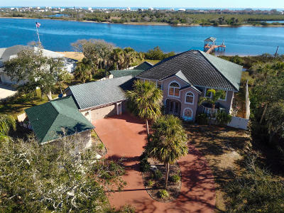 Flagler Beach Single Family Home For Sale: 1700 Lambert Avenue